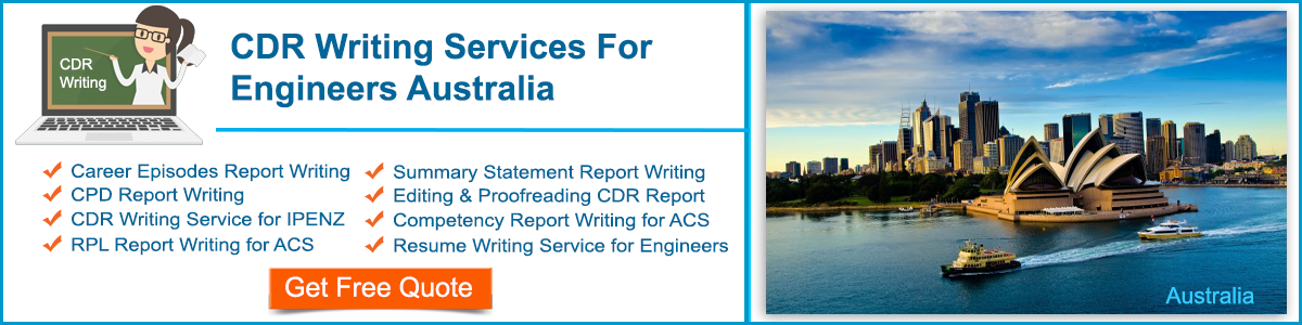 best resume writing services for engineer australia by cdr australia