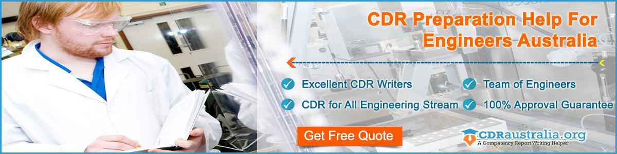 how to become an engineers australia cdr assessor